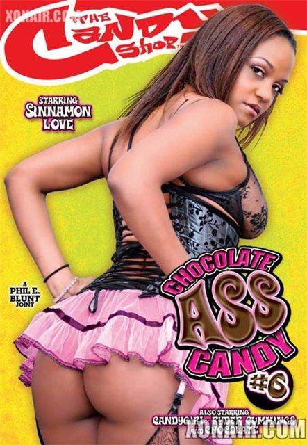 Candy Shop - Шоколадные попки - Часть 6 / Chocolate Ass Candy #6 (2010) DVDRip