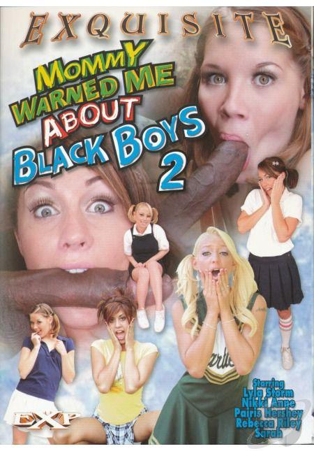 Exquisite Pleasures - Мама предупреждала меня об чёрных парнях - Часть 2 / Mommy Warned Me About Black Boys #2 (2010) DVDRip