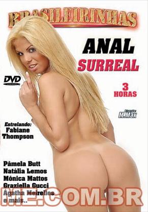 Brasileirinhas - Нереальный анал / Anal Surreal (2010) DVDRip