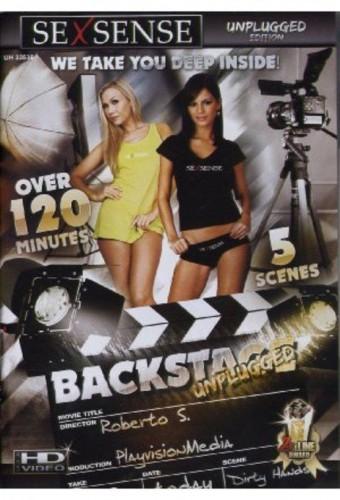 SexSense - За кадром / Backstage Unplugged (2010) DVDRip