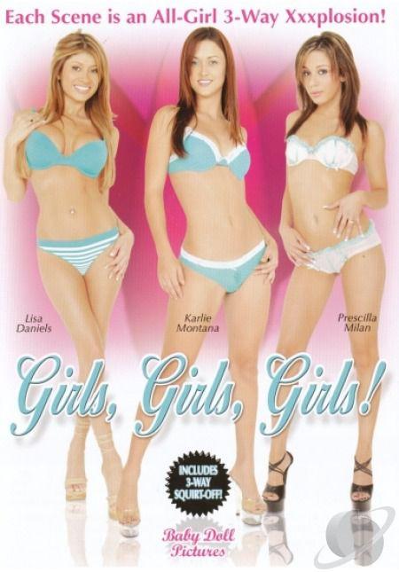Baby Doll - Девочки, девочки, девочки / Girls Girls Girls (2010) DVDRip