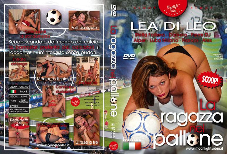 Девушка Нэль Палоне / La Ragazza Nel Pallone (2008) DVDRip