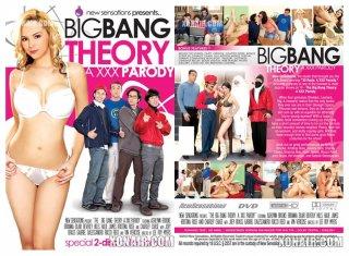 Теория Большого Траха: XXX Пародия / Big Bang Theory: A XXX Parody (2010) DVDRip