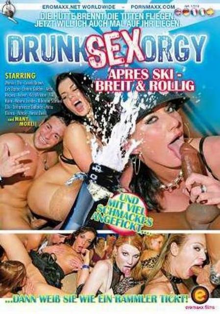 Eromaxx - Drunk Sex Orgy: Apres Ski - Breit & Rollig (2010) DVDRip