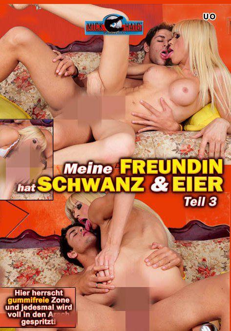 Mick Haig Productions - Meine Freundin hat Schwanz & Eier #3 (2010) DVDRip