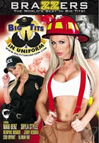 Brazzers - Большие сиськи в униформе / Big Tits in Uniform (2010) DVDRip