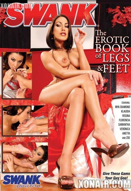 Swank Digital - Эротическая книга ножек и ступней / The Erotic Book of Legs & Feet (2010) DVDRip
