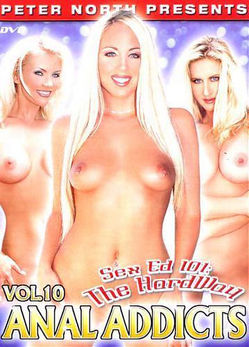Анальные наркоманы 10 / Anal Addicts 10 (2006) DVDRip