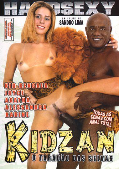 HardSexy - Кидзан: Сексмонстр Сельвы / Kidzan: O Taradao Das Selvas (2009) DVDRip