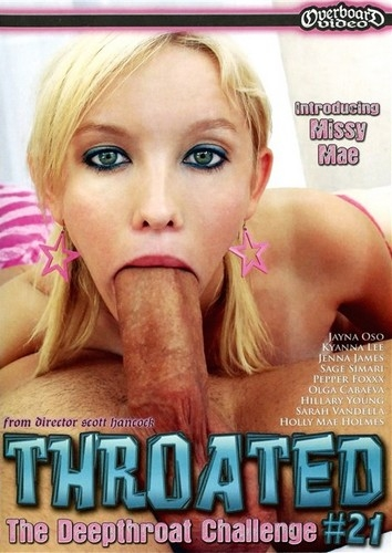 Overboard Video - Сосучки - Часть 21 / Throated #21 (2009) DVDRip