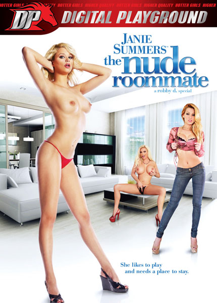 Голая соседка по комнате / The Nude Roommate (2010) DVDRip
