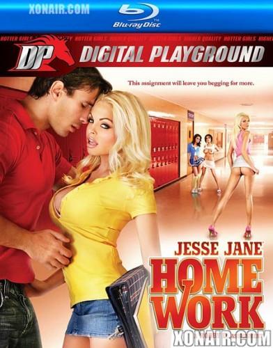 Digital Playground - Джесси Джейн: Домашнее задание / Jesse Jane: Home Work (2010) DVDRip