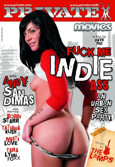 Трахни мою задницу / Private Movies 50 - Fuck Me Indie Ass (2010) DVDRip