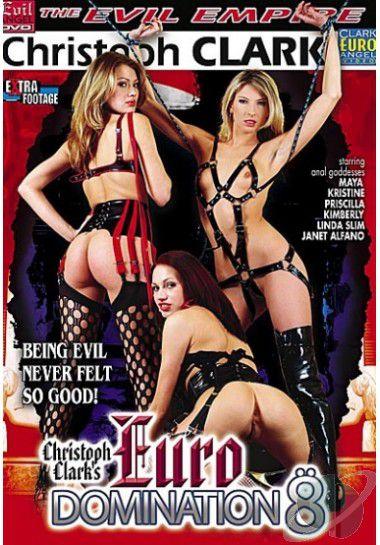 Доминирование Европейских шлюх 8 (Русские девочки) / Euro Domination 8 DVDRip