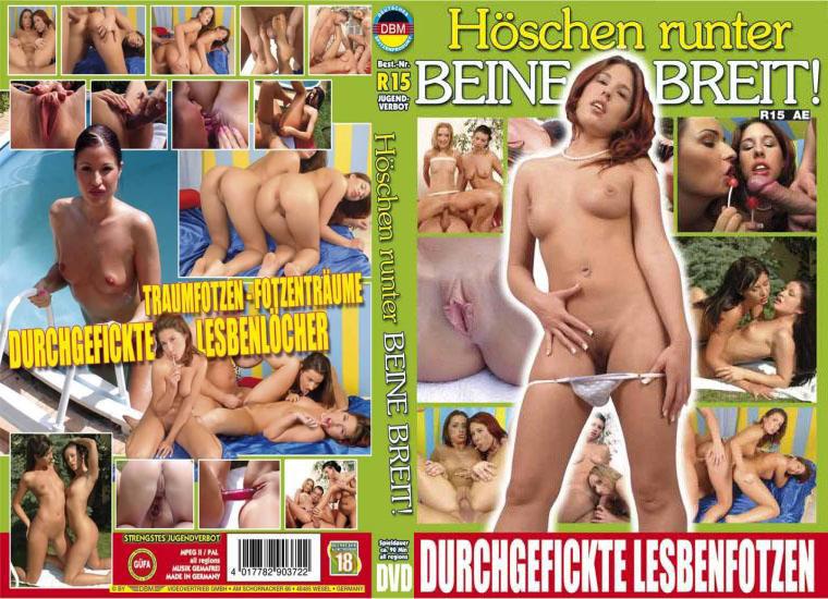 ����������� ��������� / Durchgefickte lesbenfotzen (2009) DVDRip