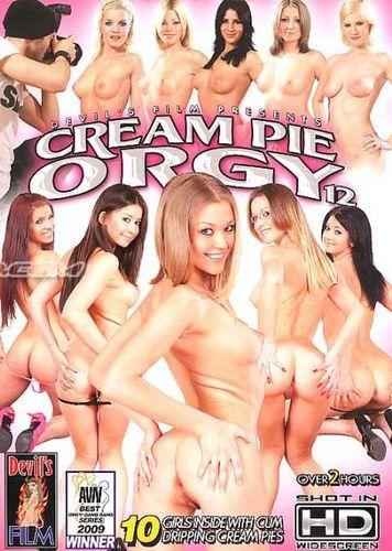 Обкончальная оргия 12 / Cream Pie Orgy 12 (2009) DVDRip