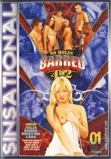 Нет дыр для запрета (Русские девочки) / No Holes Barred 4 On 2  (2007) DVDRip