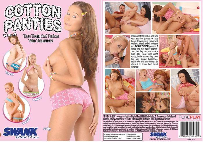 Хлопковые трусики 4(Русские девочки) / Cotton Panties 4 (2007) DVDRip