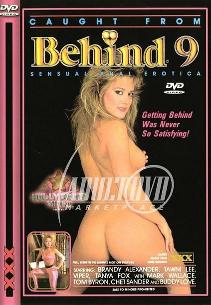 ��������� �� ������� 9 / Caught From Behind 9 (1988) DVDRip