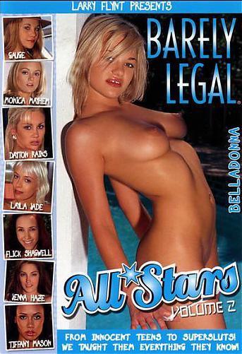 Hustler - Все молодые звёзды - Часть 2 / Barely Legal: All Stars #2 (2004) DVDRip