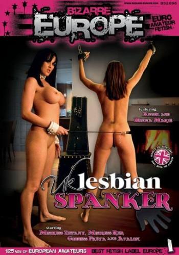 Bizarre - Лесбиянки-любительницы пошлепать / UK Lesbian Spanker (2010) DVDRip
