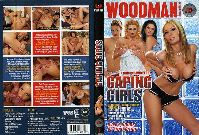 Ворота в жопу 3-анальные девчушки / Anal Gate 3 Gaping Girls (2007) DVDRip