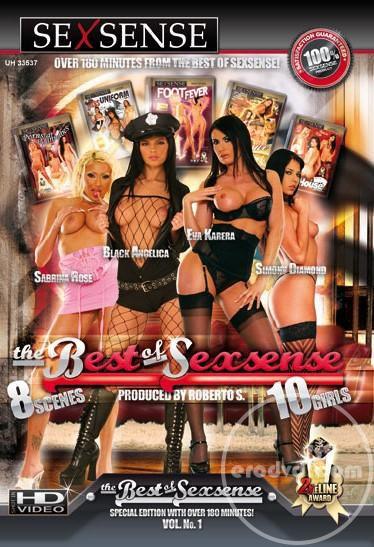 Sexsense-лучшее / The Best Of Sexsense (2010) DVDRip