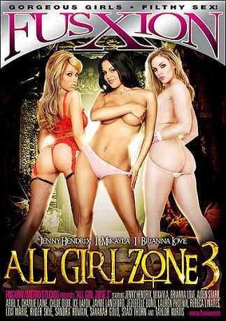 ���� ������ ������� 3 / All Girl Zone 3 (2009) DVDRip
