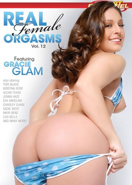 Настоящие женские оргазмы 12 / Real Female Orgasms 12 (2010) DVDRip