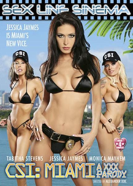 Место преступления: Майами - XXX пародия / CSI: Miami - A XXX Parody (2010) DVDRip