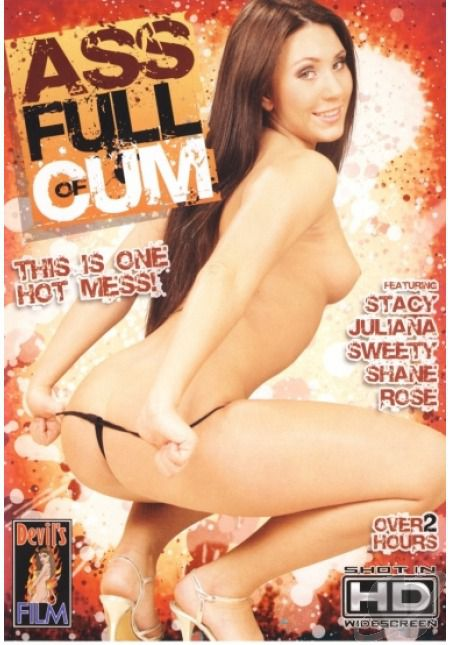 ����� ������ ������ (������� �������) / Ass Full Of Cum (2009) DVDRip