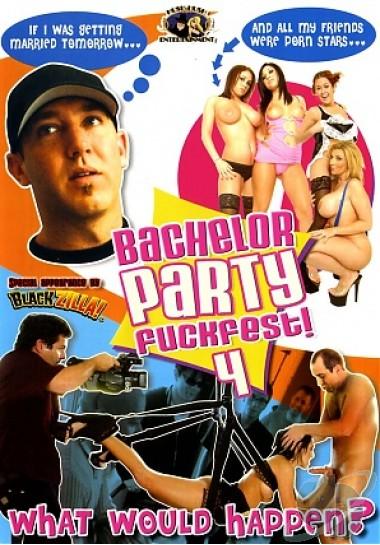Мальчишник, фестиваль траха #4 / Bachelor Party Fuckfest #4 (2007) DVDRip