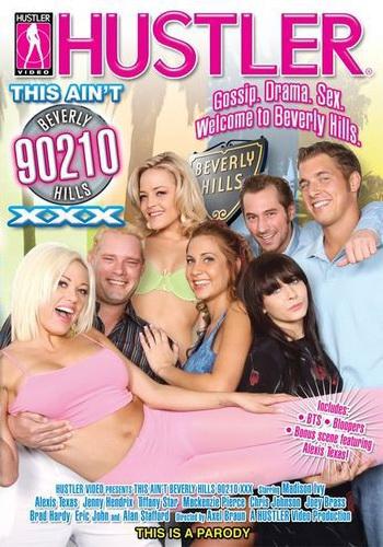 Hustler - Это не Беверли Хилз 90210 / This Ain't Beverly Hills 90210 XXX (2009) DVDRip