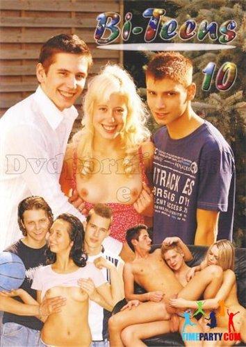 Tino Video - Бисексуальные подростки - Часть 10 / Bi-Teens #10 (2008) DVDRip