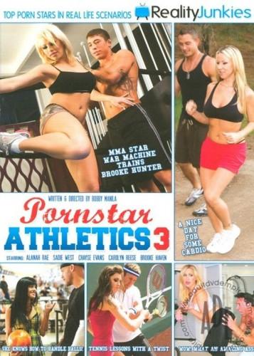 Reality Junkies - Атлетические порнозвёзды - Часть 3 / Pornstar Athletics #3 (2010) DVDRip