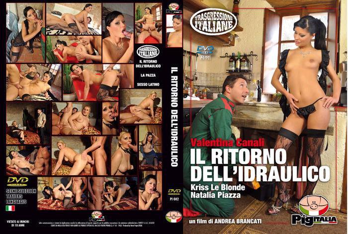 Возвращение сантехника / Il Ritorno Dell'Idraulico (2010) DVDRip