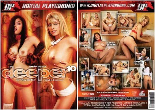Глубже 10 / Deeper 10 (2008) DVDRip