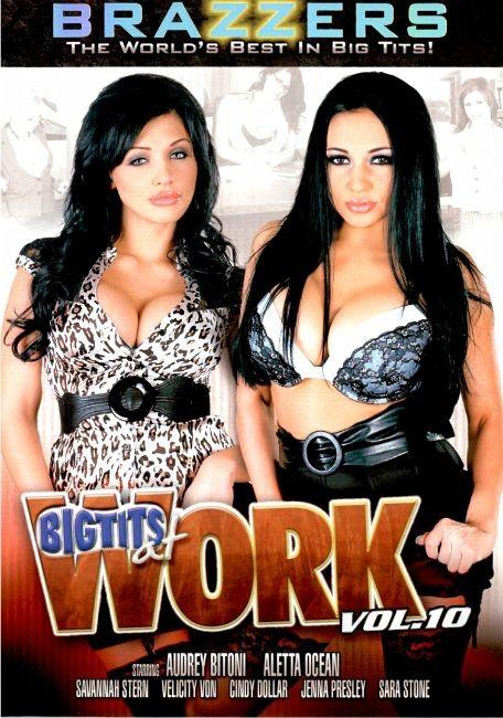 ������� ������ �� ������ 10 / Big Tits At Work 10 (2010) DVDRip