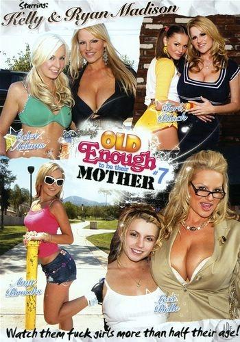 Kelly Madison Productions - Я достаточно старая, чтобы быть их матерью - Часть 7 / I'm Old Enough to Be Their Mother #7 (2009) DVDRip