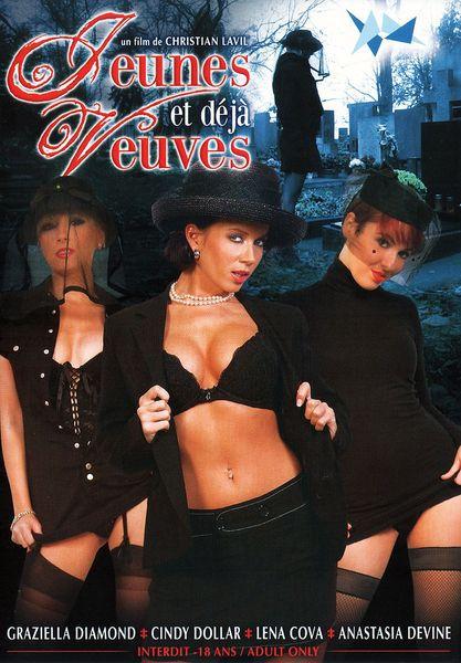 Дежавю юной вдовы / Jeunes Et Deja Veuves (2010) DVDRip