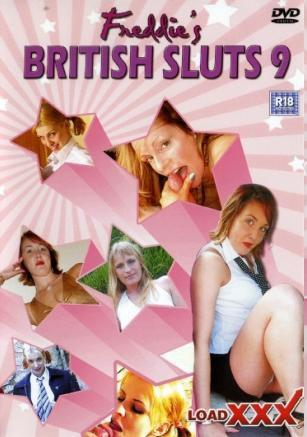 Британские Шлюхи Фредди 9 / Freddie's British Sluts 9 (2009) DVDRip