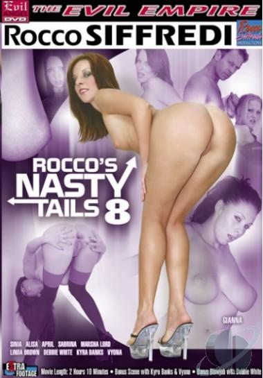 Evil Angel - Рокко: Грязные члены - Часть 8 / Rocco's Nasty Tails #8 (2008) DVDRip