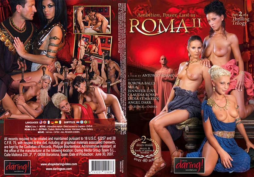 Рим 2 / Roma 2 (2008) DVDRip