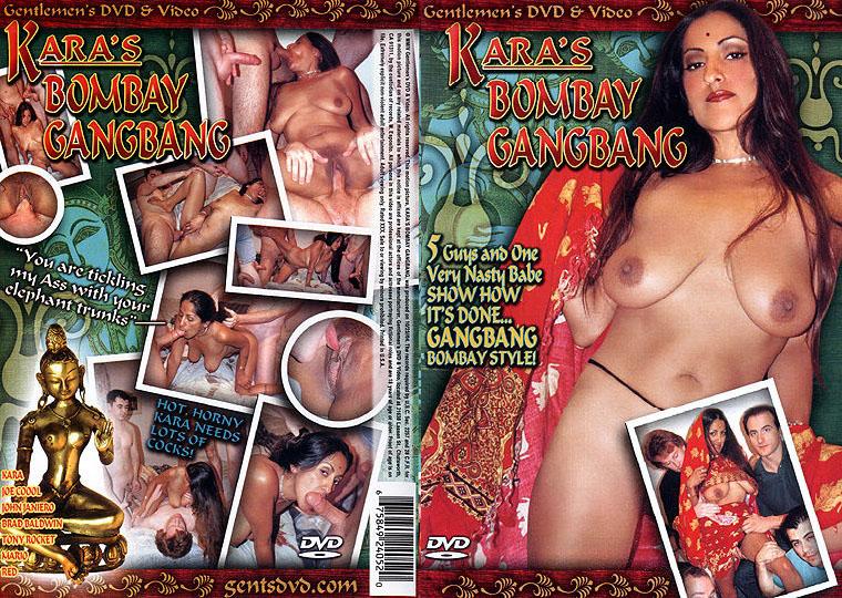 Групповушка Кары в Бомбее / Kara's Bombay Gangbang (2004) DVDRip