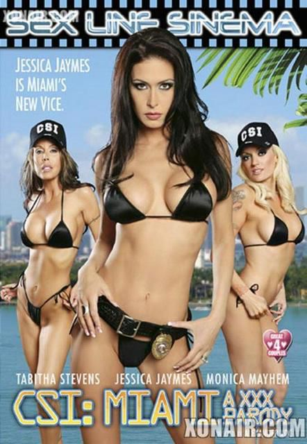 Sex Line Sinema - CSI Miami: A XXX Parody (2010) DVDRip