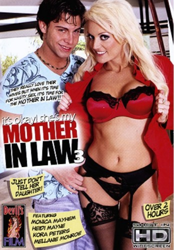 Devil's Films - It's Okay! She's My Mother in Law #3 (2010) DVDRip