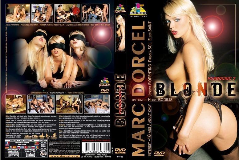 Блондинки - Порношик 7 / Blonde - Pornochic 7 (2005) DVDRip