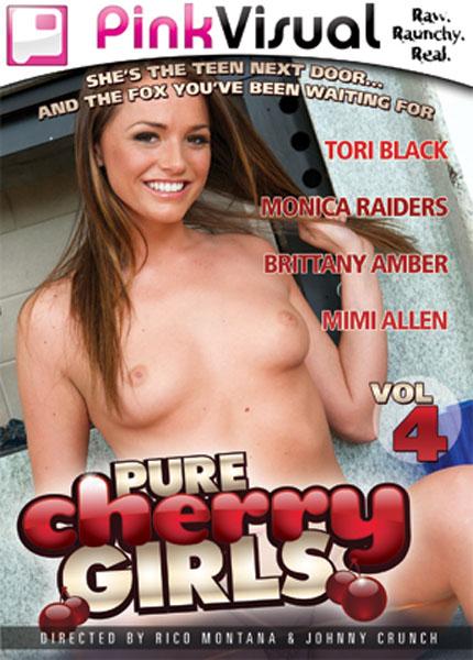 Свежие вишенки 4 / Pure Cherry Girls 4 (2010) DVDRip