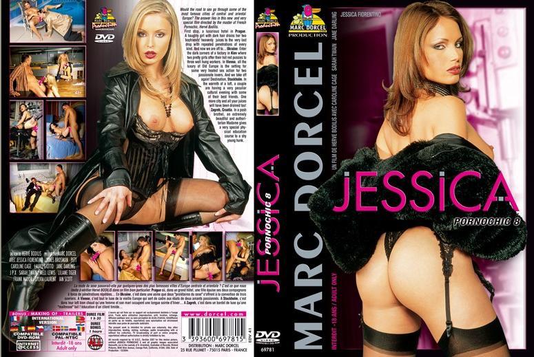 Джессика - Порношик 8 / Jessica - Pornochic 8 (2005) DVDRip