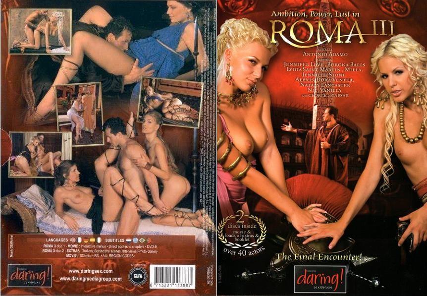 Рим 3 / Roma 3 (2008) DVDRip